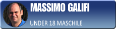 Massimo Galifi (Assistant coach)